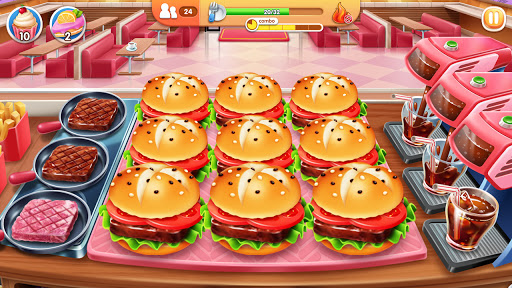 My Cooking - Restaurant Food Cooking Games 8.5.5031 screenshots 1