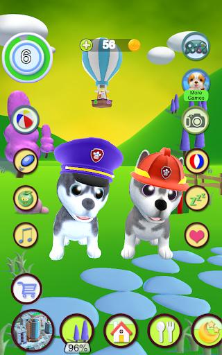 Talking Husky Dog screenshots 9