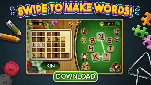 Word Collect - Free Word Games 1.207 screenshots 7