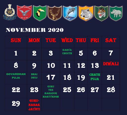 Calendar SSB Helpfully 7.9 Screenshots 2