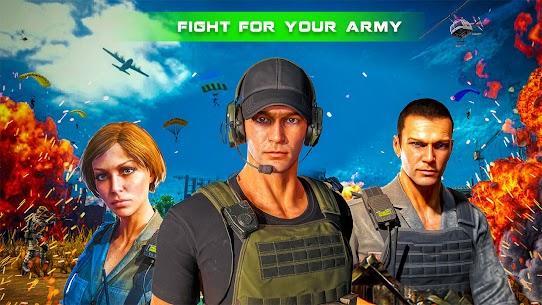FPS Cover Strike Battleground -Survival Squad Game Apk 4