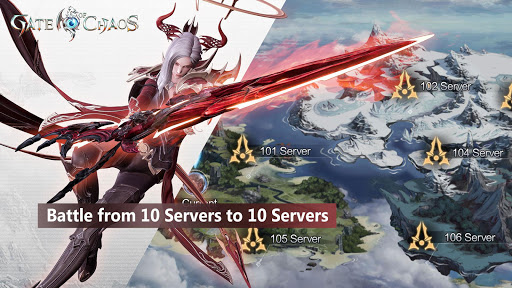 Gate of Chaos 9.0.1 Screenshots 15