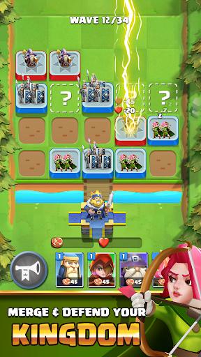 Download Merge Defender: Tower Defense TD Strategy Games screenshots 1