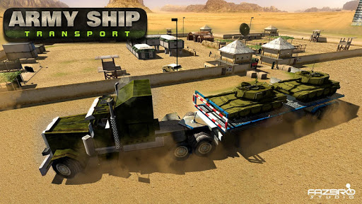US Army Transport Tank Cruise Ship Helicopter Game apkdebit screenshots 8