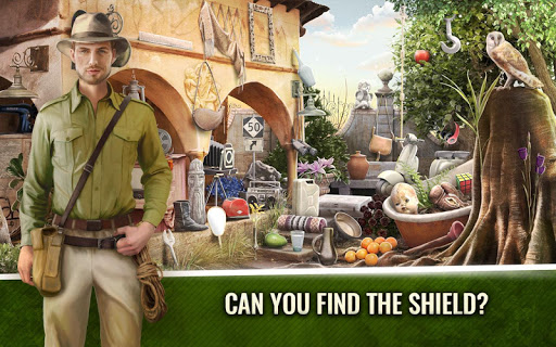 Secrets Of The Ancient World Hidden Objects Game screenshots 1