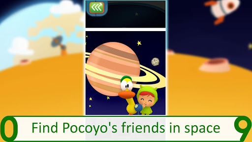 Pocoyo 1, 2, 3 Space Adventure: Discover the Stars  screenshots 20