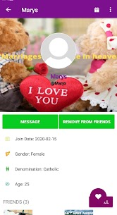 Christian Dating & Photo Sharing 3