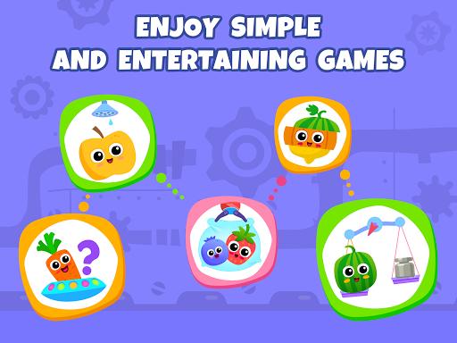 Yummies! Preschool Learning Games for Kids toddler  screenshots 14