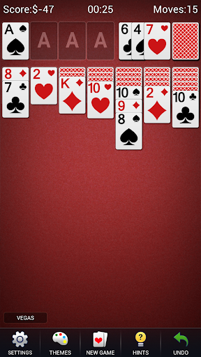 Solitaire - Klondike Solitaire Free Card Games  screenshots 5