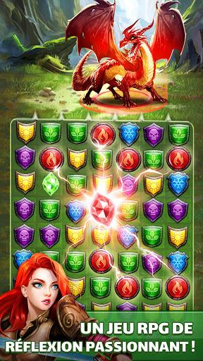 Code Triche Empires & Puzzles: Epic Match 3 APK MOD (Astuce)