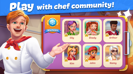 Food Voyage: New Free Cooking Games Madness 2021  Pc-softi 5
