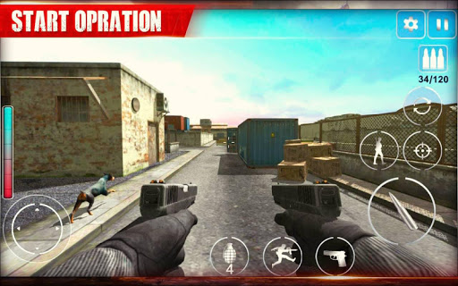 Delta Commando : FPS Action Game apklade screenshots 2