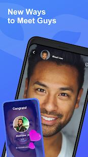 Blued: Gay chat, gay dating & live stream 3.8.0 Screenshots 2