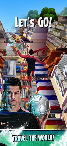 Cristiano Ronaldo: Kick'n'Run u2013 Football Runner android2mod screenshots 2