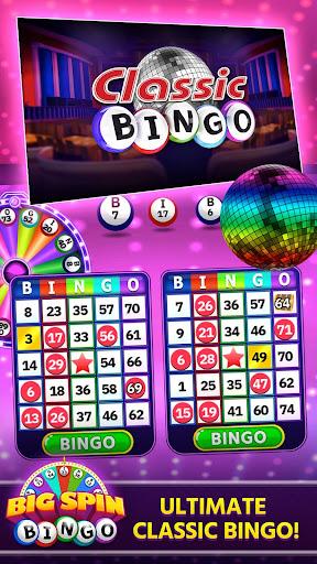 Big Spin Bingo | Play the Best Free Bingo Game! apklade screenshots 2