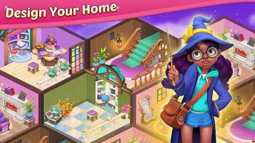 Magicabin: Home Design & Colorful adventure 1.1.5 screenshots 4