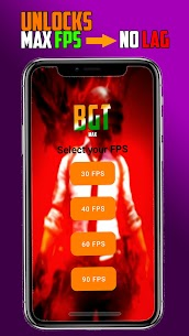 GFX Tool Pro for BGMI & PUBG – BGT MAX 90 FPS 5