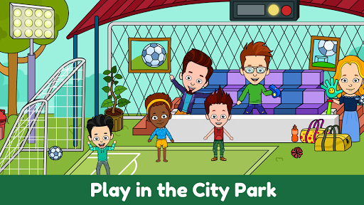 Tizi World: My Play Town, Dollhouse Games for Kids 6.2 Screenshots 6