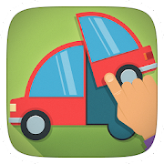 Toddler Kids Car Puzzles Free