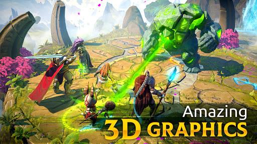 Age of Magic: Turn-Based Magic RPG & Strategy Game 1.33 Screenshots 2