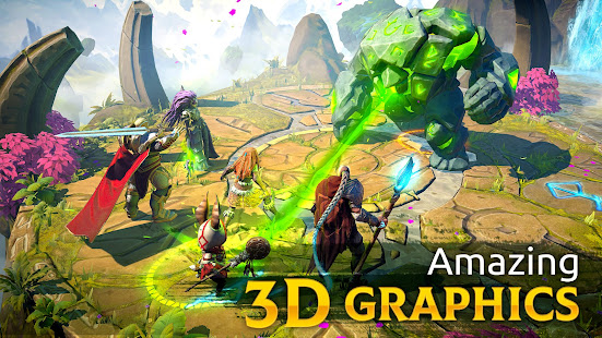 How to hack Age of Magic for android free