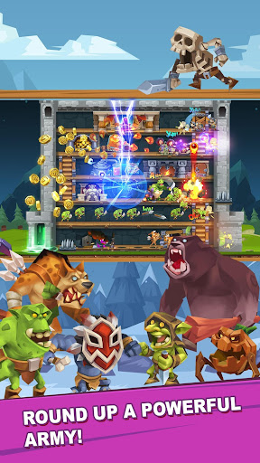 monster castle screenshot 3
