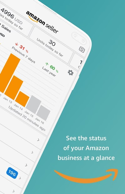 Amazon Seller screenshot 1