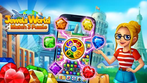 Jewels World POP : Puzzle Master 2021 1.0.7 screenshots 17