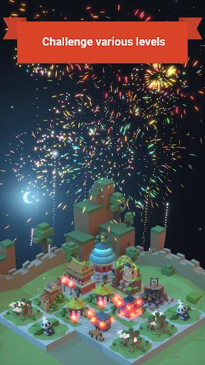 Age of 2048u2122: World City Merge Games 2.4.9 screenshots 4
