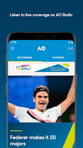 australian open tennis 2020 screenshot 2
