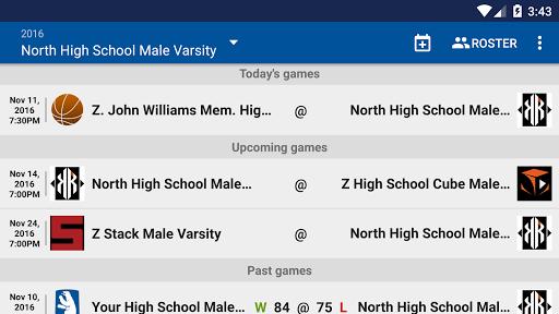 ds basketball statware screenshot 1
