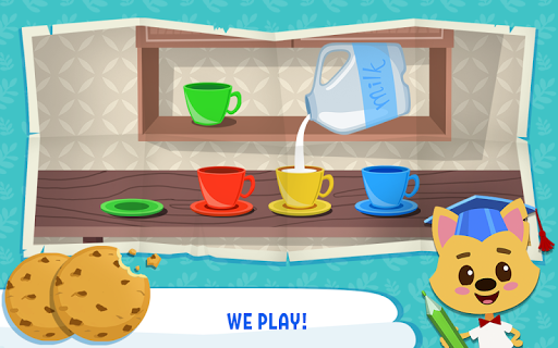 Kids Academy - learning games for toddlers 3.0.8 screenshots 2