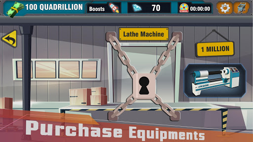 Factory Tycoon : Idle Clicker Game  screenshots 9