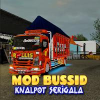 Mod Bussid Canter Knalpot Serigala Lengkap