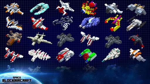 BlockAircraft-Space 2.19.5 screenshots 12