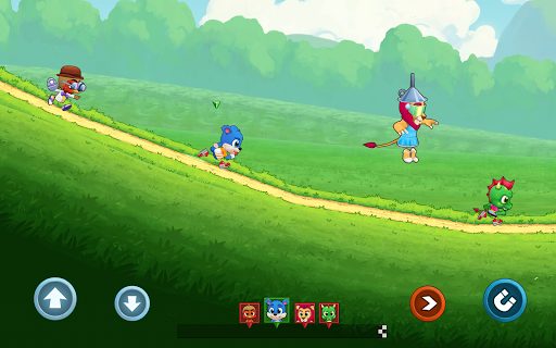 Fun Run 4 - Multiplayer Games 1.1.10 screenshots 24