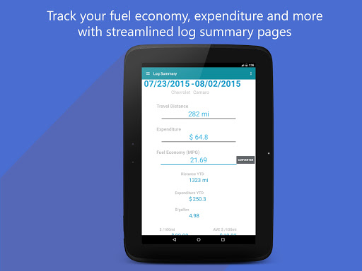 Fuel Tracker For PC Windows (7, 8, 10, 10X) & Mac Computer Image Number- 22