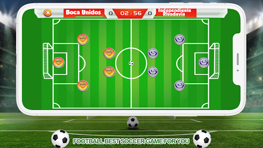 Superliga Argentina juego 2.0 screenshots 6