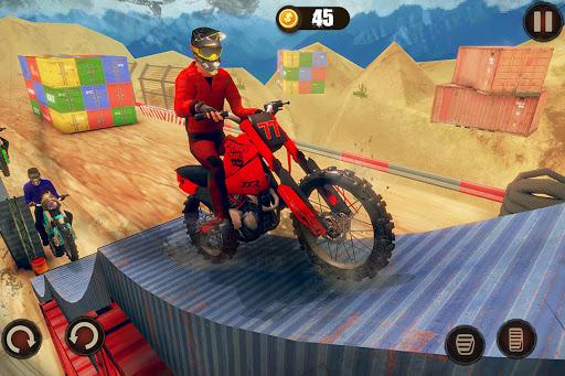 Impossible Bike Stunt Master 3D - New Moto Bike  screenshots 3