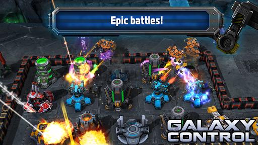 Galaxy Control: 3D strategy 34.44.64 screenshots 21