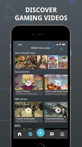 WIZZO Play Games & Win Prizes! apktram screenshots 2