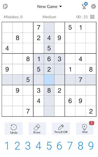 Sudoku - Free Classic Sudoku Puzzles 3.9.0 screenshots 11