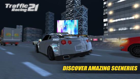 Traffic Racing 21 Apkfinish screenshots 2