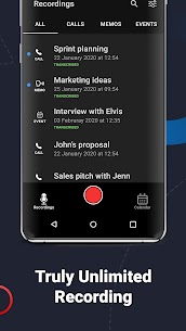TapeACall  Phone Call Recorder Apk Download 4