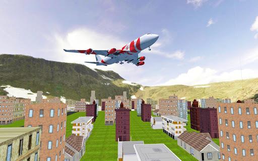 fly plane flight simulator screenshot 1