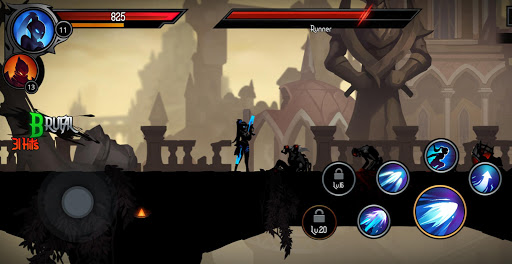 Shadow Knight Premium: Stickman & Fighting Game 1.1.312 screenshots 8