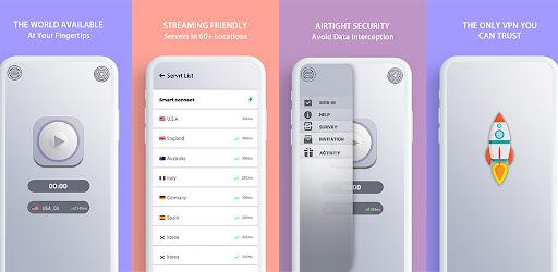 Kangaroo VPN Versi 1.0.2