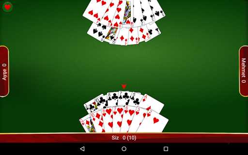 Batak - Tekli, Eu015fli u0130nternetsiz Batak 3.16.5 screenshots 12