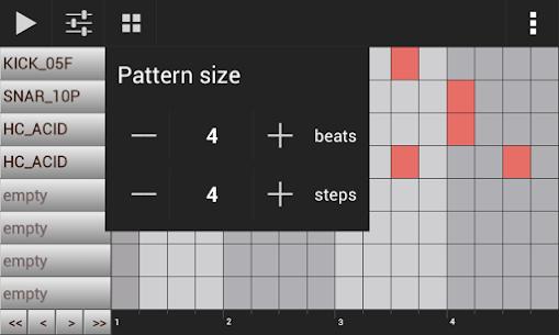 Descargar Groove Mixer 🎹 Music Beat Maker & Drum Machine para PC ✔️ (Windows 10/8/7 o Mac) 4