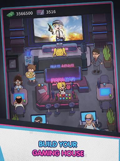 Gamer Cafe 1.0.4 screenshots 15